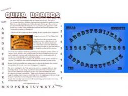 Ouija Board Guide