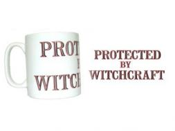 Protected By Witchcraft Wrap Mug