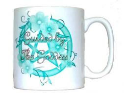 Guided by the Goddess Mug