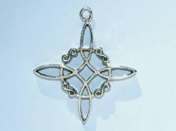 Witches Knot Pendant