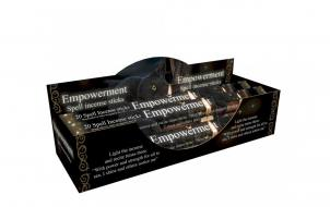 Empowerment Spell Incense Sticks by Lisa Parker