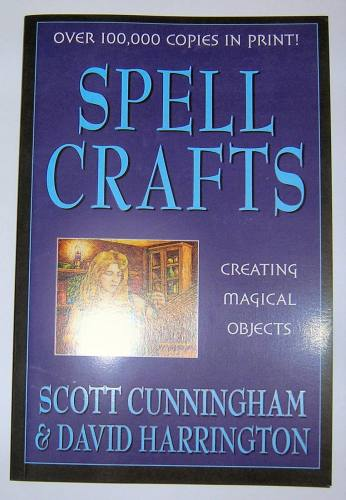 spell crafts creating magical objects by scott